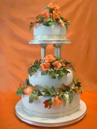 Las 50 tortas para bodas mas lindas del mundo/ cakes for