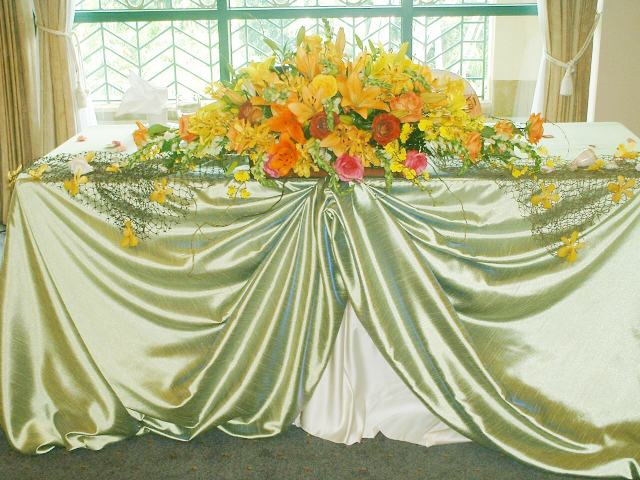decoraciones para bodas. Telas para Decoracion y