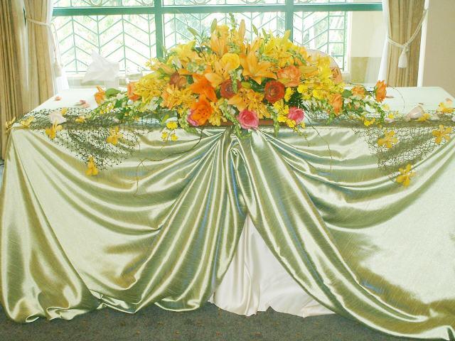 decoraciones para bodas. Telas para Decoracion y