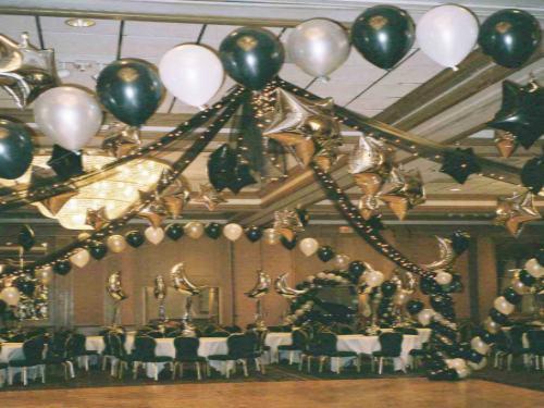 , bautismos o 15 años realizamos decoracion de salones con globos