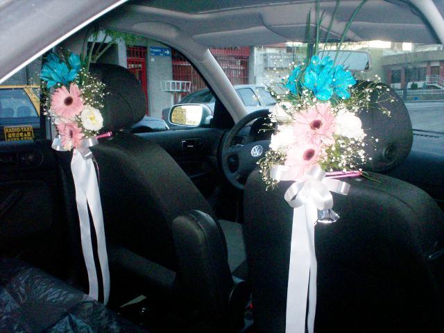 Que puedo hacer con el coche foro bodas alquiler de - Decoracion interior coche ...