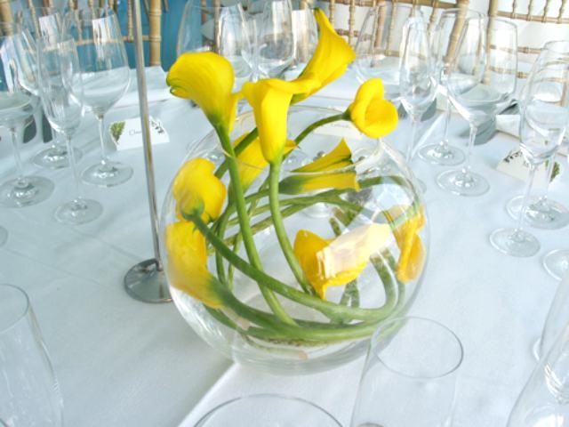 Centros de flores exclusivos para ambientacion de fiestas, casamientos