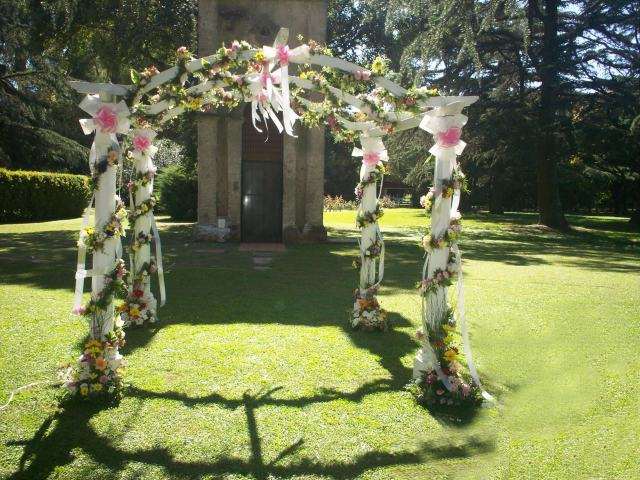 Fiestas en parques fiestas en jardines for Decoracion en jardin para 15 anos