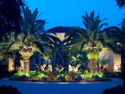 Iluminacion de jardines - Iluminacion de jardines fotos ...