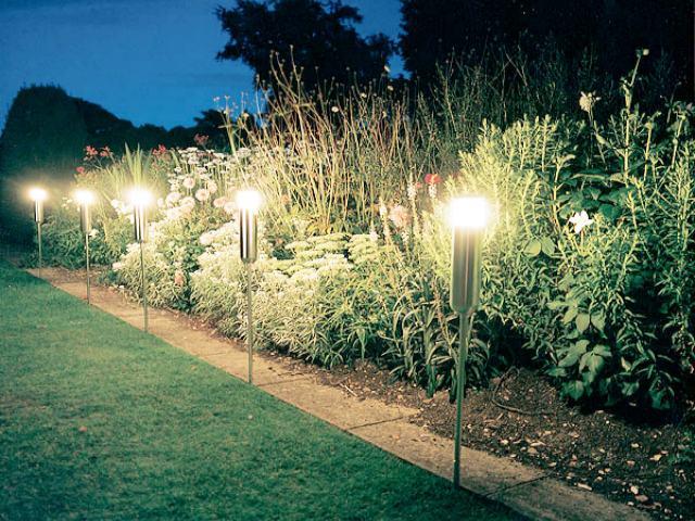 Iluminacion de jardines for Iluminacion para jardines