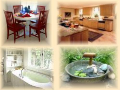 El rinc n de la virtud malas energias en el hogar for Decoracion de living feng shui