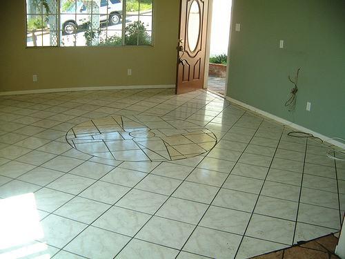 Pisos mosaicos pisos calcareos for Mosaicos para pisos precios