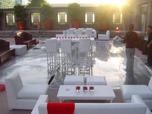 Ambientadores for Alquiler muebles para eventos