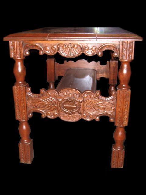 Antiguedades black for Muebles de roble antiguos